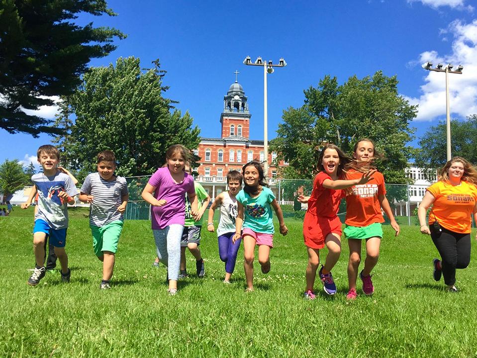 Camp de jour musical Sonart au collège Saint-Alexandre – Gatineau Outaouais